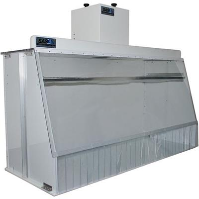 Spray Booths - Ductless