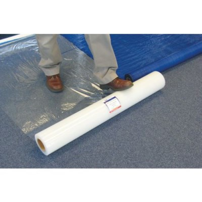 CQ Carpet Protection Film 500mm x 100m x 50 micron