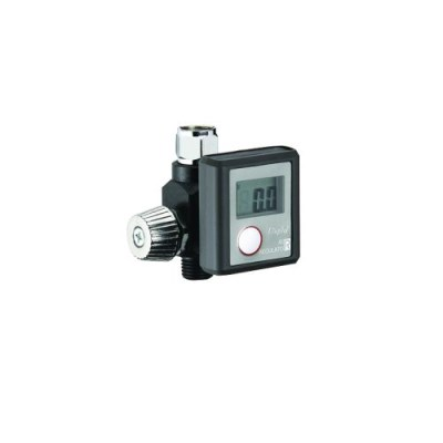 Air Flow Regulator & Digital Gauge