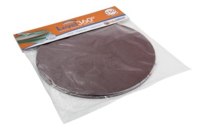 Radius 360 Sanding Disc 300g pack of 5