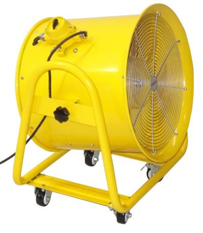Explosion Proof Fan EX Rated 500mm (excludes plug)