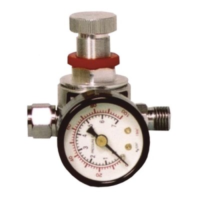 Air Pressure Regulator & Gauge