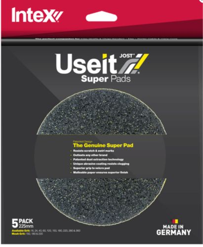 Intex USEIT Ripper Pad 24 grit - pack of 5