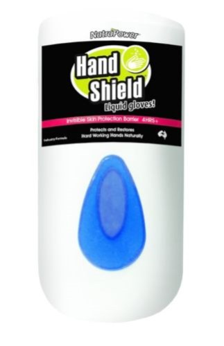 NatraPower HandShield Liquid Glove 800ml Dispenser Only