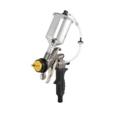 Apollo Turbine HVLP Spray Gun with 250cc gravity cup