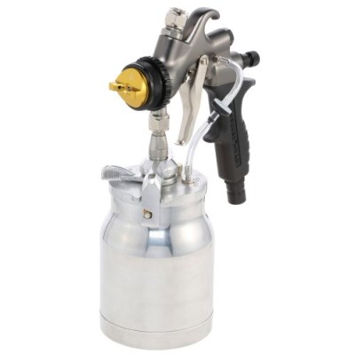 Apollo Turbine HVLP Spray Gun with 1 litre bowl