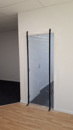 CQ Temporary Renovator's Door Kit