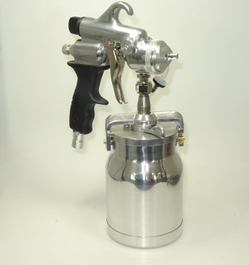 Apollo Turbine HVLP Spray Gun with 1 litre cup