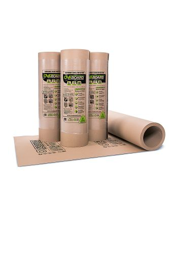 ovaboard  floor protection roll 30m