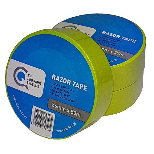 CQ Razor Tape 36mm x 50m
