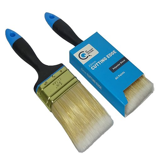 CQ  Cutting Edge Paint Brush 63mm