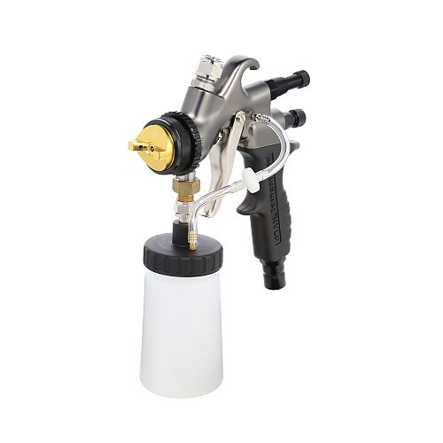 Apollo Turbine HVLP Spray Gun with 250cc mini cup