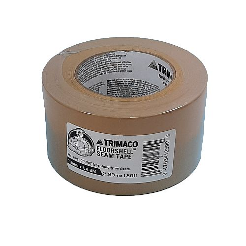 Floorshell Seam Tape 75mm x 55m roll