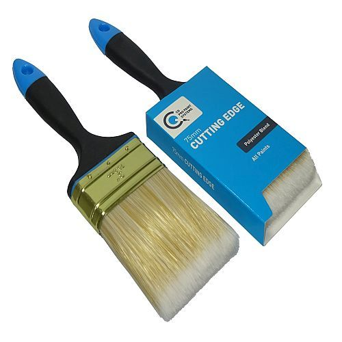 CQ  Cutting Edge Paint Brush 75mm