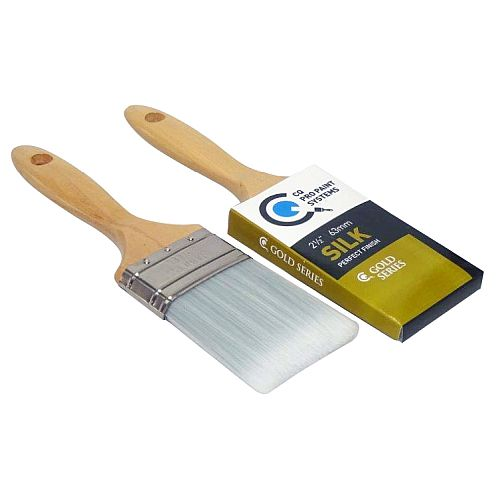 CQ  Silk Perfect Finish Paint Brush 63mm