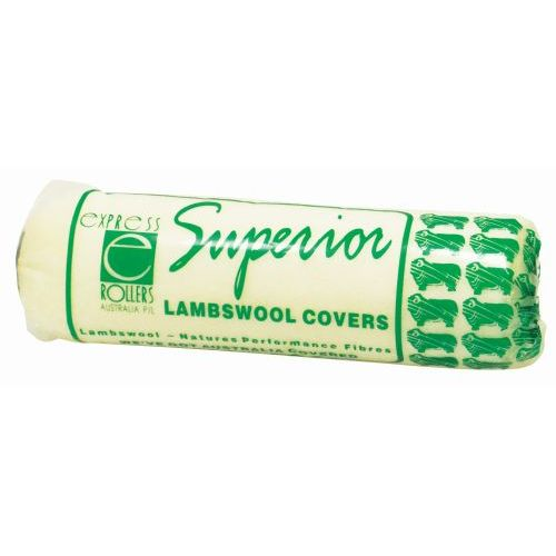 CQ  Lambswool Roller Sleeve 230mm x 28mm