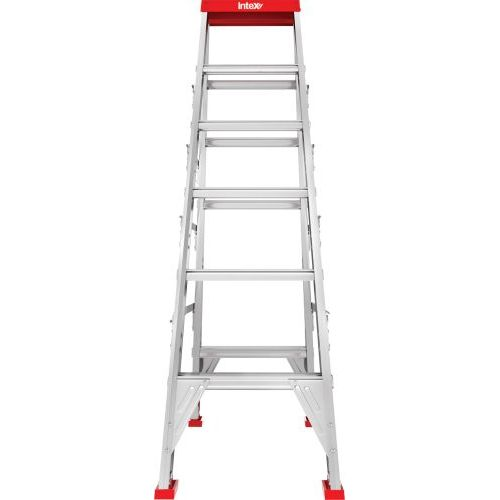 Step Ladder 6 step 1800mm 170kg