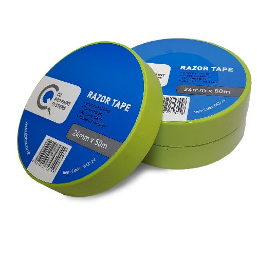 cq razor tape 24mm x 50m