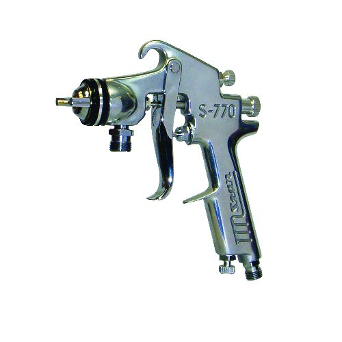 Star 770  1.2mm pressure gun with high atomisation air cap