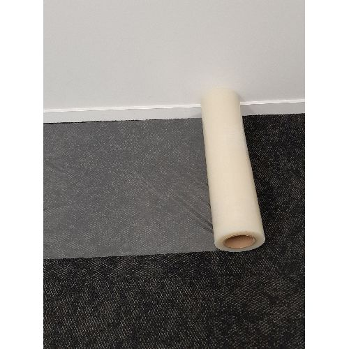 CQ  Carpet Protection Film 500mm x 100 metres x 50 micron