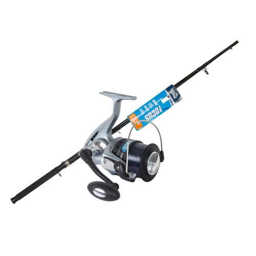 Jarvis Walker 8' Rod & Reel Combo