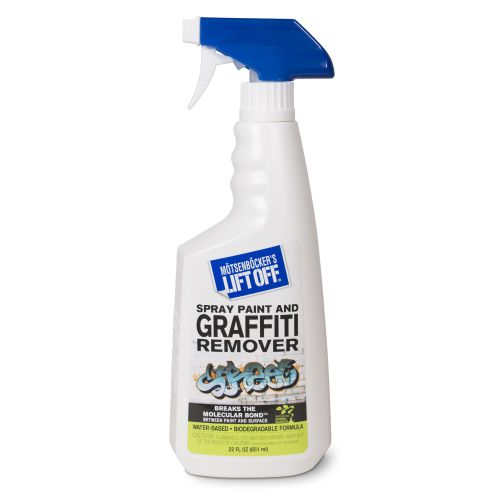Lift Off Spray Paint & Graffiti Remover 650ml