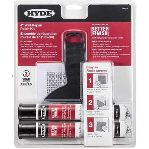 hyde wall repair patch kit
