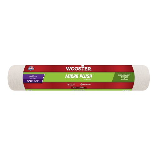 Wooster Micro Plush 350mm x 8mm Roller Sleeve