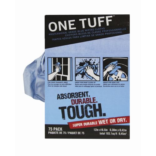 One Tuff Wiping Cloths Dispenser Pack