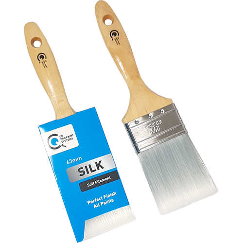 CQ  Silk Perfect Finish Paint Brush 38mm