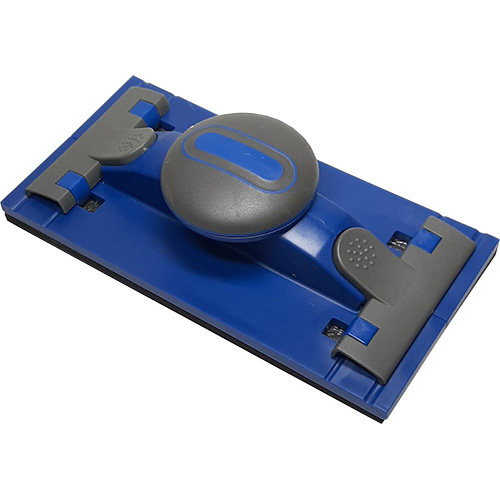 CQ   Hand Sander Plastic Body with Spring Clamps
