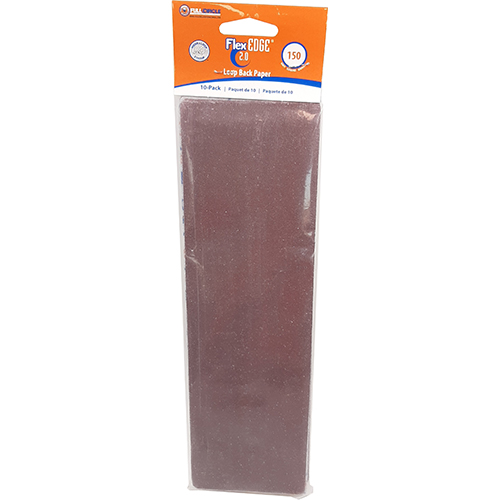 Flex Edge 2.0 Sandpaper Sheets 120 Grit 10 pack