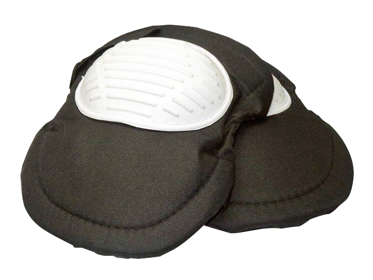 CQ  Kneepads with Rubber Cap - pair