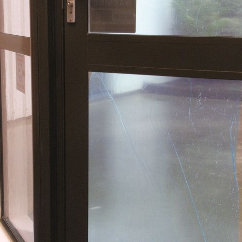 Window Protection Film 1 metre x 100 metres x 50 micron