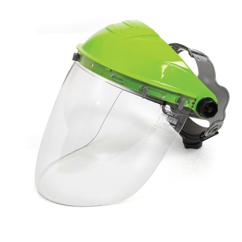 CQ  Tuff-Shield Browguard Visor Combination Kit