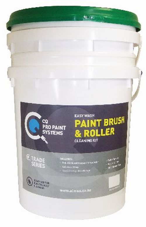 CQ  Easy Wash Paint Brush & Tools Cleaning Kit