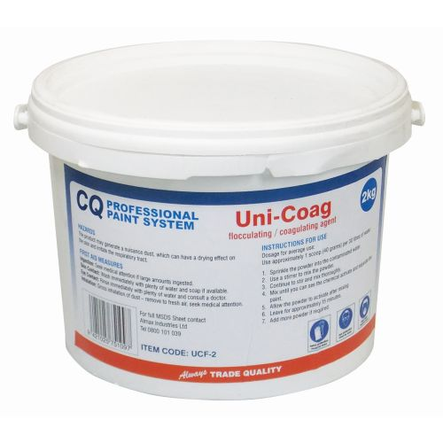 CQ  Uni-Coag Paint Separation Powder 2kg tub