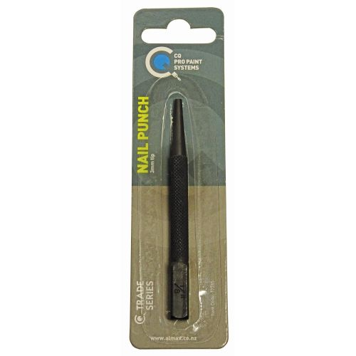 CQ Nail Punch 3mm Tip