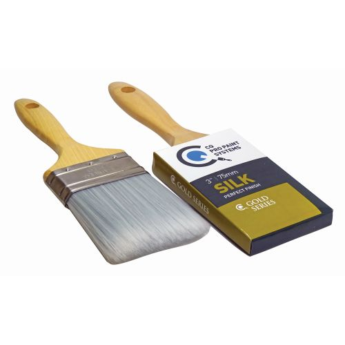 CQ  Silk Perfect Finish Paint Brush 75mm