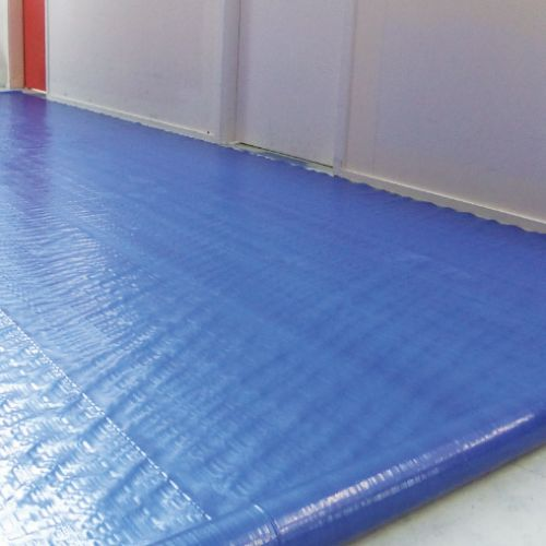 CQ  Polywoven Floor Protection Roll  2 metres width