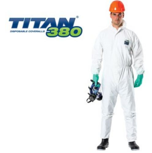 CQ  Titan 380  Coveralls  Large