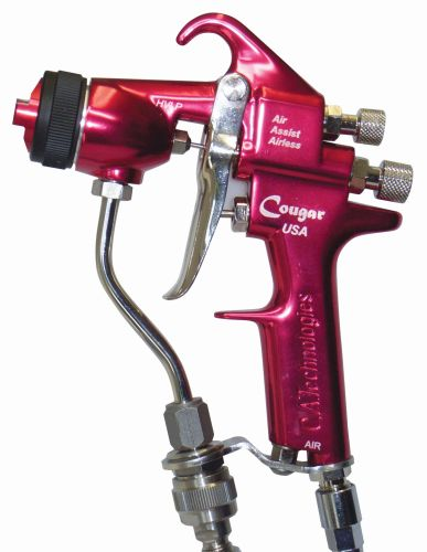 Cougar Air Assisted Airless Spray Gun