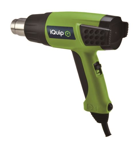 iQuip Heat Gun 1800W 2 x settings