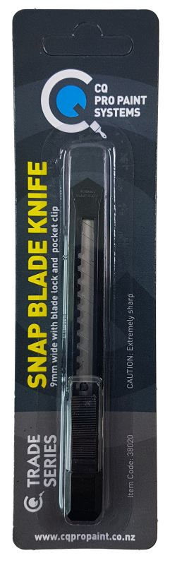 CQ Snap-Off Blade Knife 9mm