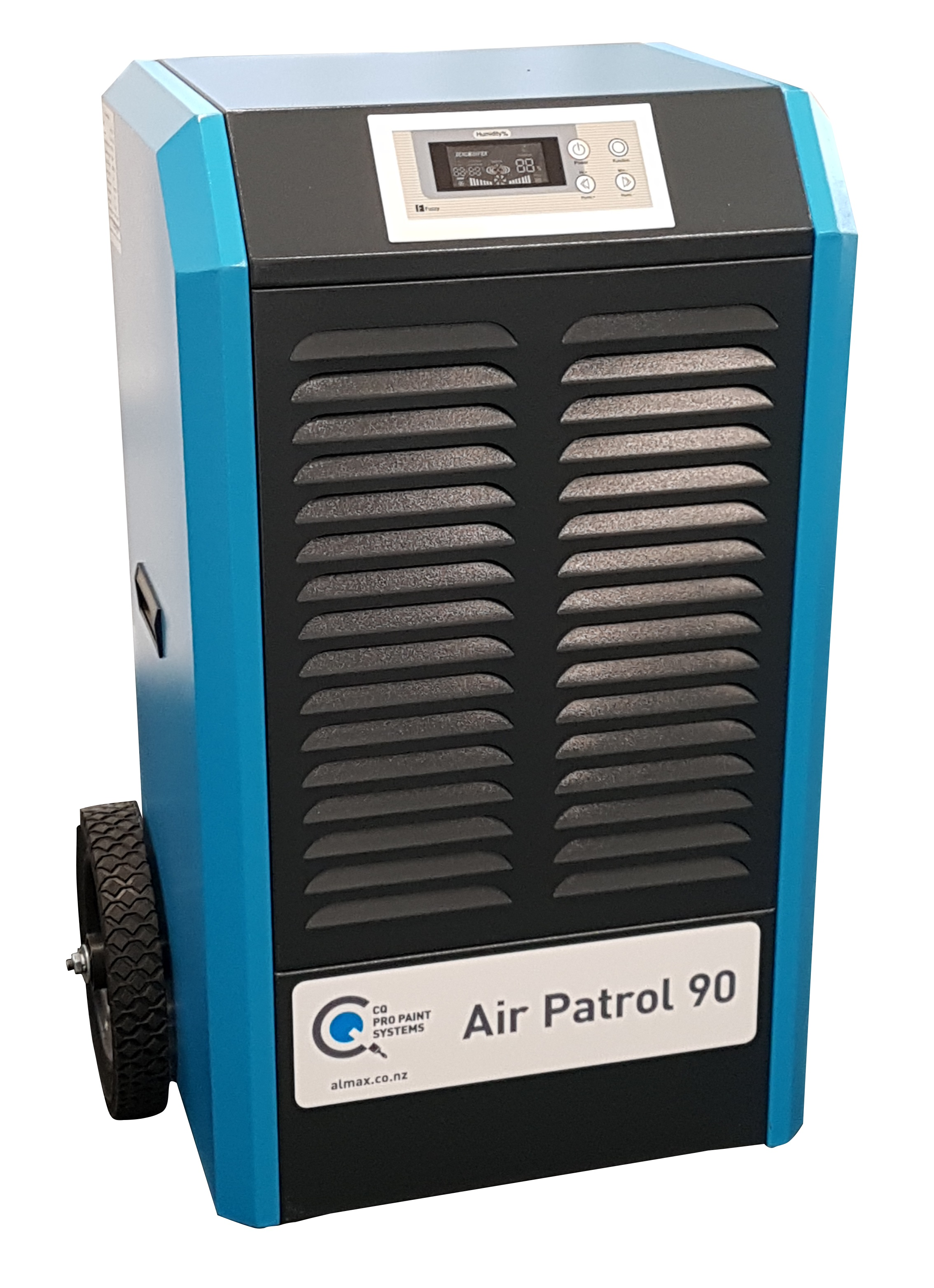 New CQ Dehumidifier - Solve your paint drying issues!